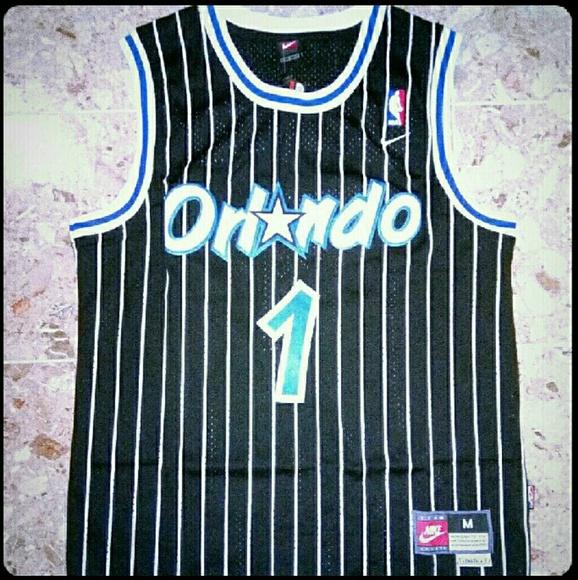 buy online 1f8de 4553e Vintage Rare Orlando Magic Penny Hardaway Jersey NWT